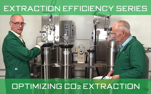 Extraction Efficiency Series