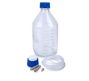 Lab practice tip Mobile Phase Bottle Kit